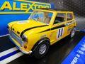 """Scalextric 1/32 スロットカー  C3640◆ Mini Cooper-S #11/Steve Neal """"BRITAX""""1969 British Saloon Car Championship    ハイディティールモデル★前後ライト点灯!"""