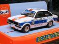 "scalextric1/32 スロットカー  C4050◆Ford Escort MK2 RS2000 ""Gulf Edition""  エスコート/ガルフエディション!◆2020夏の新製品!"