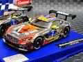 Carrera Digital132 スロットカー  30776 ◆Mercedes-AMG GT3   #2  24h of Dubai  ヘッドライト、テールランプ点灯★便利なアナログ・デジタル両用★最新モデル・正規輸入品!