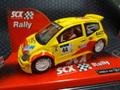 SCX 1/32スロットカー    62840 ◆CITROEN C2  JWRC RALLY  #44 D.Balasch & M.Munoz   ライト点灯!★人気商品!