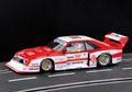 """RACER / SIDEWAYS 1/32 スロットカー   SW66◆FORD MUSTANG TURBO Gr-5   """"Team Miller""""  #63/John Paul Jnr   Norisring DRM 1981.     ミラービールマスタングにニューモデル! ★入荷しました!"""