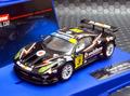 Carrera Digital132 スロットカー  30607◆Ferrari 458 Italia GT2   3# GT Open 2011     ヘッドライト&テール点灯★便利なアナログ・デジタル両用