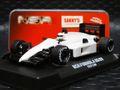 """NSR 1/32 スロットカー 0118◆Formula 86/89 Test Car  """"WHITE""""  '80'sのフォーミュラー1が遂に登場!NSRのF1マシンは速いぞ!◆再入荷しています!"""