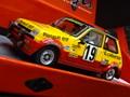 LeMans miniatures 1/32 スロットカー  13200319◆Renault 5 / Alpine Gr2   #19/ Jean Ragnotti & Jean-Marc Andri   Rallye Monte-Carlo 1978 モンテカルロ仕様のルノーサンク・アルピーヌGR-2が、限定モデルでリリース!◆お薦めの2017最新商品・入荷完了!