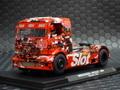 "FLY SLOT 1/32 スロットカー  201206 ◆Mercedes Benz Atego  ""MasSlot"" Revista Special Edition - Truck  ★Limited Edition 150台限定生産の超激レアモデル◆ド迫力の走り!"