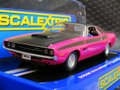 "Scalextric 1/32 スロットカー C3537◆ Dodge Challenger T/A ""PantherPink""   ハイディティールモデル★HISTRICK MOPAR   7560"