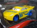 """Carrera Go 1/43 スロットカー 64083◆カーズ3/ダイナコ・クルーズ. """"Dinoco Cruz"""" Disney/Pixar Cars 3   ★かわいいクルーズが再入荷!"""