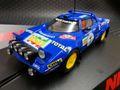 """NINCO 1/32 スロットカー   50645◆LANCIA STRATOS """" VSD/Chardonnet """"  Rally Monte-Carlo 1980   フレンチブルーのストラトス!  インライン/NC-14スピーダー★新製品!"""