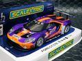 """scalextric1/32 スロットカー C4078◆ Ford GT GTE #85 """"Wynn's""""  Le Mans 2019.   フォードGT/GTEに""""Winny's""""がリリース。★新入荷!前後ライト点灯!"""