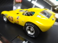 "Carrera Digital 124 スロットカー  23783◆Bill Thomas Cheetah  #63 ""アナログ・デジタル両用""   お手持ちの1/32アナログコースでも走るよ!★1/24 チータ、ライトも点灯!"