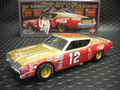 "◆#12 Bobby Allison  ""Coca-Cola""  '69/Mercury Cyclone      ☆Autographed  1/24  ダイキャストモデルカー   ◆レア・人気商品!!"