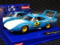 Carrera Digital132 スロットカー  30983◆Plymouth Superbird  #2 プリムス・スーパーバード!★ライトブルーの怪鳥が入荷!
