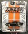 """Jada Toys 1/64 ダイキャストモデル  Big Time Muscle ◆'78 Pontiac Firebird Trans-Am   """"レアモデル"""" バンディット・トランザム!◆売り切れ注意!"""