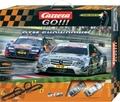 """Carrera Go 1/43 コースセット  62307◆"""" Show Down ! / ショーダウンset """"  ホームサーキット・フルセット  1/43 アウディA5とAMGメルセデスのDTMマシン2台付 ★アクロバティックでしかもお手軽なコースセットです!"""