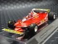 Slot Racing Company 1/32 スロットカー  SRC02205 ◆ Ferrari 312T4  #12/Gilles Villeneuve Monaco GP 1979  1/1000 Limited 限定モデル ★F1-GPシリーズ  ◆最新モナコGP仕様!★入荷しました~!