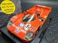 """Slot It 1/32 スロットカー  CA02G ◆ PORSCHE 956LH """"BOB JANE T-MARTS""""   #34/Perkins & Brock    LE MANS 1984      NEWモデル!超軽量ボディーが威力を発揮!★好評出荷中"""