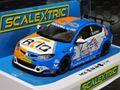 Scalextric 1/32 スロットカー C4017◆MG6 GT #6/Rory Butcher  AMD  BTCC 2018  ハイディティールモデル★前後ライト点灯!◆MG6 ニューモデル入荷!
