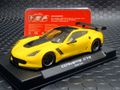 "NSR 1/32 スロットカー  0023-AW◆Corvette C7R Test Car ""Yellow"" King EVO3  黄色いC7Rいかがですか?"
