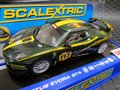 Scalextric1/32 スロットカー C3506◆Lotus Evora GT4 Lotus Cup Europe  #117/hierry Verhiest  Lotus Cup-Brands Hatch 2013   お薦めです!★ハイディティール・ライト点灯!