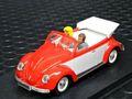 PINK-KAR 1/32 スロットカ-  CV027◆ VW VOLKSWAGEN BEETLE-CABLIORET  ★入荷しています!