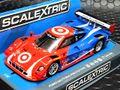 "Scalextric 1/32 スロットカー C3769◆Ford Daytona Prototype  ""TARGET"" #02/S.Dixon, T.anaan, J.McMurray、K.Larson.    Chip Ganassi Racing. The Daytona 24hr ハイディティールモデル★チップガナッシ・レーシング◆デイトナプロト めっちゃ人気です!"