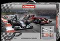 """Carrera 132 アナログコースセット   25213◆Formula Run SET  """"フォーミュララン"""" ferrari F14 & MERDECES BENZ 最新F1マシン2台入りフルセット 全長4.5m  2015年・11月の新製品★お買い得アナログが入荷!"""