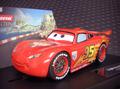 """Carrera 1/32 スロットカー ◆ Cars2 """"LIGHTNIING McQUEEN""""   【デ゙ィズニーピクサー・ カーズ2 】   再入荷★只今入手困難!!"""