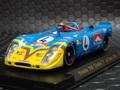 "FLY  1/32  スロットカー    C45 ◆ PORSCHE 908 Flunder  ""Marlboro/Gulf""  #4/Guillermo Ortega / Fausto Merello 7th place - Le Mans 24 Hours 1973  旧FLYのビンテージ・コレクター!★スペイン製・かなりレア物です!"