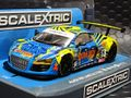 "Scalextric 1/32 スロットカー C3854◆Audi R8 LMS, ""Rum Bum Racing"" Grand-Am  24 Hours of Daytona  4月15日入荷予定★今すぐ ご注文を!!"