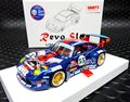 Revoslot 1/32 スロットカー  RS0002◆Porsche 911 GT2 #55  H&N Team Roock Racing 24H Le Mans 1996  BRMの血統を受け継ぐレボスロットは精巧な金属製シャシーを採用!★1/32最新モデル 911GT2がメッチャカッコいい!★待望の再入荷完了!