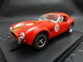 MRRC 1/32 スロットカー  MC12006◆AC Cobra  Hard Top   #20 - Red    コブラ・ハードトップ!  ★セブリングシャシー/インライン!