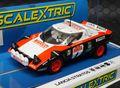 "Scalextric 1/32 スロットカー C3931 ◆Lanica Stratos ""PILLELI"" #4/Markku Alan 1978 San Remo Rally WINNER! ハイディティールモデル/前後ライト点灯!★最新入荷!"