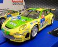 Carrera Digital132 スロットカ-   30609◆Porsche GT3 RSR Manthey Racing 2011 ヘッドライト、テールランプ点灯 ★便利なアナログ・デジタル両用