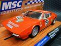 MSC 1/32 スロットカー  6039◆ DeTomaso Pantera Gr.3  #155 Bonhorst Bergrennen 1975  イエーガーマイスター!