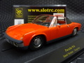 Slot Racing Company 1/32 スロットカー  02006 ◆ PORSCHE 914 STREET CAR  Tangerine Orange  370-Limited  限定・ストリートバージョン!◆特価!