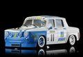 """BRM 1/24 スロットカー   093◆RENAULT R8 GORDINI  #11 WHITE """"GITANES EDITION"""" 1/24 最新モデルのR8ゴルディーニの「フレンチ・エディション」★ポップカラーが素敵!"""