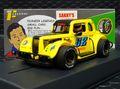 Pioneer 1/30 スロットカー P081◆LEGENDS RACER,  '34 FORD COUPE,  Yellow #52.  最新の'34 フォード/レジェンドレーサー。★入荷済み 好評出荷中!
