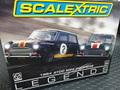 """Scalextric 1/32 スロットカー  c3586A◆1964 ATCC Mini Coopers 限定・リミテッド2台set """"Touring Car Legends """" LIMITED-BOX 2015年夏・話題の新製品! ★売り切れに注意!"""