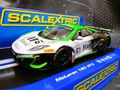 Scalextric 1/32 スロットカー C3605◆McLaren MP4-12C GT3 Team Bhaitec #61/Daniel Lloyd Zandvoort 2014  ハイディティールモデル★前後ライト点灯!