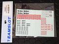 """teamslot社製 1/32 スロットカー用デカール ◆マルボロのデカールセット """"Marlboro""""   1/32スケールで使い道いろいろ!◆ウォータースライドデカール。"""