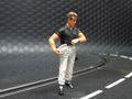 LeMans miniatures 1/32 フィギュア   132054m◆ Phil Hill/Driver フィル・ヒル/レーシングドライバー   レジン製・高級フィギュア★アメリカ人初のF1チャンピオン!