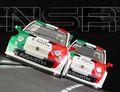 NSR 1/32 スロットカー   0014◆ ABARTH 500  white Trofeo Abarth Italia #54 Limited Edition  トリコロ―レ・カラーが最高でしょ!!★再入荷!
