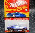 """ホットウィール 1/64 ダイキャストモデル  クラシックシリーズ★ Dodge Challenger """"Funnycar"""" ダッジチャレンジャー ファニーカー  ボディ-カウルはオープンします。SO COOL FUNNYCAR!"""