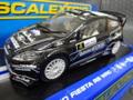 "scalextric1/32 スロットカー   C3399◆ FORD FIESTA RS  WRC ""BP Ford Abu Dhabi "" World Rally Team #4./Latvala    ハイディテールモデル★ライト&テールランプ点灯!"