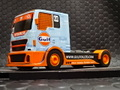 """Scalextric 1/32 スロットカー  c3772◆Racing Truck   """"Gulf Racing""""      2017年の新製品! 入荷しました。さぁご注文を!!!"""