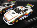 "Carrera Evolution 132 スロットカー 27630◆Porsche Kremer 935 K3 #9 ""Apple Computer"" Sebring 1980 アナログモデル!★クレマー935K3 アップル新入荷!!"