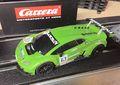 Carrera-Go スロットカー 1/43 64062 LAMBORGHINI HURACAN GT3 NO.63      カレラGoはでっかい1/32のコースで走せると最高に面白いぞ!★人気モデルが再入荷!