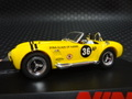 "NINCO 1/32 スロットカー  50561◆AC Cobra   ""Dyna Glaze of Hawaii""  #36 Yellow Hairy Canary   再入荷です★お奨めの品!"