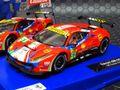 Carrera Digital132 スロットカー   30848◆ Ferrari 488 GT3 AF Corse, #51  フェラーリ488にニューモデル登場!◆デジタル・アナログ共用! ★入荷しました。