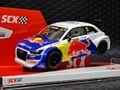 SCX 1/32 スロットカー U10329◆  Audi S1 WRX  Rallycross, #5 Mattias Ekstrom. ライト点灯!★再々入荷完了!
